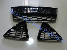 A SET Repacking baking AUTO FRONT GRILL Grilles for FORD FOCUS 2012-2014