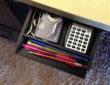 Small Under Desk Sliding Pencil Drawer Tray & Organizer - Free Shipping