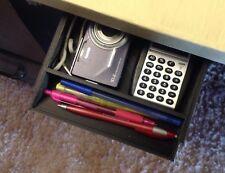 Small Under Desk Sliding Pencil Drawer Tray & Organizer - Free Shipping