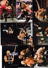 2007 Topps WWE Action 90 Card Set John Cena Triple H Shawn Michaels CM Punk