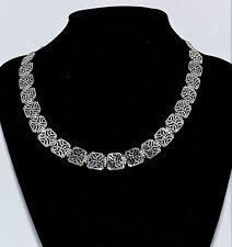 925 STERLING SILVER SOLID HANDMADE CHAIN-27.3 grams / 18 '' inches