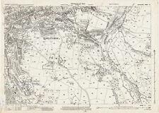 Berrynarbor /& Hagginton Hill old Devon old map repro 5-2-1932