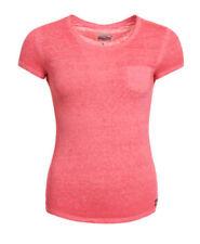 Camisetas de mujer Superdry de poliéster