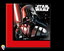 Artículos de fiesta color principal multicolor de cumpleaños infantil, Star Wars