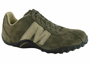 Mens Merrell Sprint Blast Casual Sporty Lace Up Shoes Trainers Sizes 6.5 8 10.5