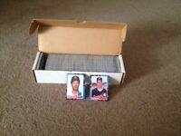 VINTAGE COMPLETE 1988 DONRUSS BASEBALL SET W/ MVP'S, PUZZLE (707 CARDS) -ALOMAR