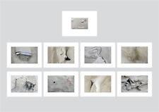 Edition StrandART / Amrum 2013 / Mappe mit 8 losen Blättern / Chromoluxkarton