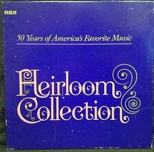 "Heirloom Collection 7 LP ""NM"" RCA PRM S 287 Record 50 yrs of America's Fav Music"