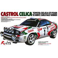 Tamiya 24125 Castrol Celica Toyota Celica GT-Four 1993 Monte Carlo 1/24