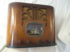 1937 Warwick Model 551 AM/SW Antique Radio