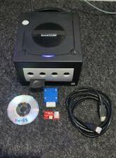 Nintendo GameCube Console - Xeno + Swiss + SD2SP2 + 32gb micro sd + hdmi adapter