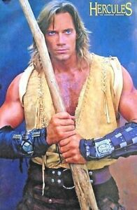 XENA - HERCULES THE LEGENDARY JOURNEYS WITH STAFF POSTER- NEW SEALED & RARE