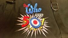 The Who Hits 50! 2015 Tour Duffle Bag. New/Unused!!         (49)
