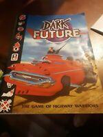 Dark Future Rulebook, Games Workshop Very OOP!