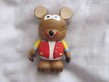 "DISNEY VINYLMATION - Muppets Series 1 Rizzo the Rat 3"" Figurine"