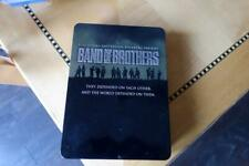 Band of Brothers (Dvd, 2002, 6-Disc Set) Tin Collector's Box Hbo Tv Mini Series