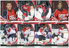 2012-13 In The Game Heroes & Prospects Hockey Top Prospects 15-Card Insert Set