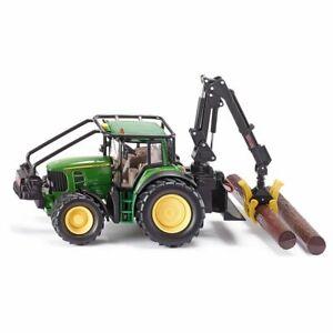 Siku Siku4063 Tracteur Forestier John Deere 1/32