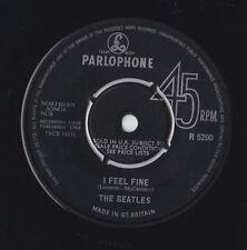 "The Beatles 45RPM 1960s Pop 7"" Singles"