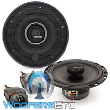 "MEMPHIS AUDIO MCX60 M-CLASS 6.75/"" CAR AUDIO COAXIAL SPEAKERS 15-MCX60 COAX 50W"