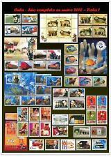 ANNATA FILATELICA COMPLETA 2010 MNH