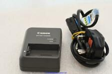 Genuine CANON CB-2LZE Charger for NB-7L Battery PowerShot G10 G11 G12 CB-2LZ