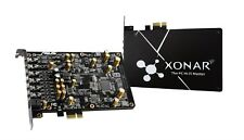 New Asus Xonar AE PCI Express 7.1 Channel Gaming Audio Sound Card Headphone Amp