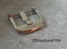 Genuine OEM Officine Panerai 20mm Polished Stainless Steel Thumbnail Buckle