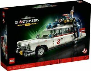 New Lego Creator Expert Ghostbusters ECTO-1 Set 10274