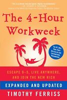 The 4-Hour Work Week - Timothy Ferriss - Original PDF Version - Free Shipping