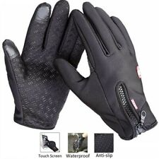 Windproof Anti-Slip Warm Driving Waterproof Gloves Thermal Touch Screen Gloves