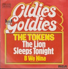 "The Tokens The Lion Sleeps Tonight / B Wa Nina (Oldie) 7"" RCA (Near Mint)"