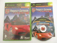 PGR PROJECT GOTHAM RACING 2 - MICROSOFT XBOX - Jeu PAL FR Complet