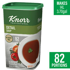 Knorr Oxtail Soup Profesional 14L (3.70gal) 82 Port.
