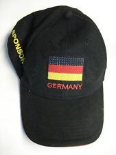 DEUTSCHLAND / GERMANY BASEBALLCAP SPONSOR - MIT BATTERIE / FLAGGE LEUCHTET