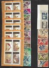 Collection of MNH & Cancelled stamps. Lot C8. (BI#GRM)