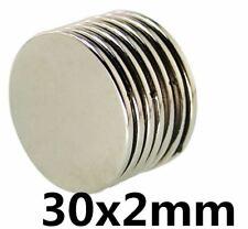 Magnets 30x2mm