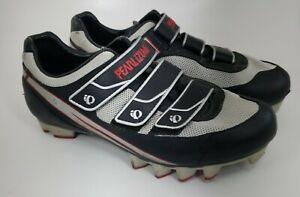 Pearl izumi Womens Quest MTB Mountain Bike Cycling Shoes Sz 9 eur 40.5  Black
