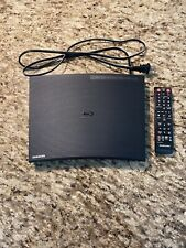 Samsung BD-JM57C Blu-ray and DVD Player with Wi-Fi Streaming + Remote
