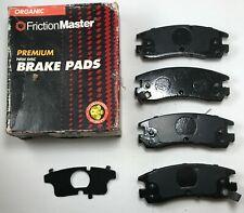 Friction Master D698 New Disc Brake Pad - CQ, Rear - Replaces Bendix D-698 - USA