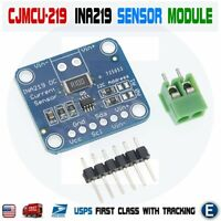 CJMCU-219 INA219 I2C Bi-directional Current Power Monitor Sensor Module USA