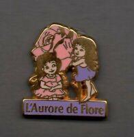 Pin's - L'Aurore de Flore   (854)