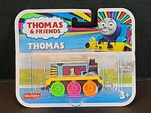 Thomas & Friends Metal Engine THOMAS Rainbow MultiColor Train Multicolor Wheels