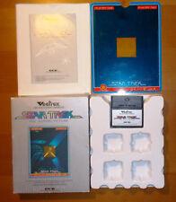 """Vectrex Modul(Spiel) von 1983 """"STAR TREK"""", komplett, gebraucht!"""
