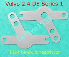 EGR valve Blanking and Restricter plates Volvo D5 2.4D series 1 engine Euro3