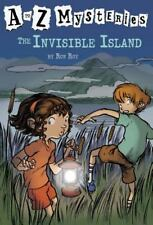 The Invisible Island [A to Z Mysteries] , Roy, Ron