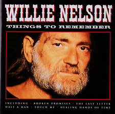 Willie Nelson - Things To Remember. NEW CD