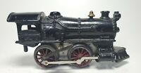 1926 American Flyer A.F. 13 Cast Iron Clockwork Locomotive w/ Key & Break Switch
