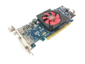 Dell 2FVV6 Radeon HD7470 1GB PCI-E Low Profile DVI Display Port Graphics Card