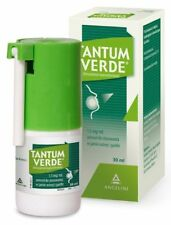 TANTUM VERDE SPRAY SORE THROAT INFLAMMATION AND SORE THROAT 30 ML
